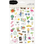 Chasing Adventure Clear Stickers
