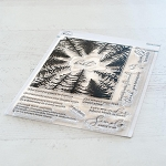 Through the Trees Stamp Set