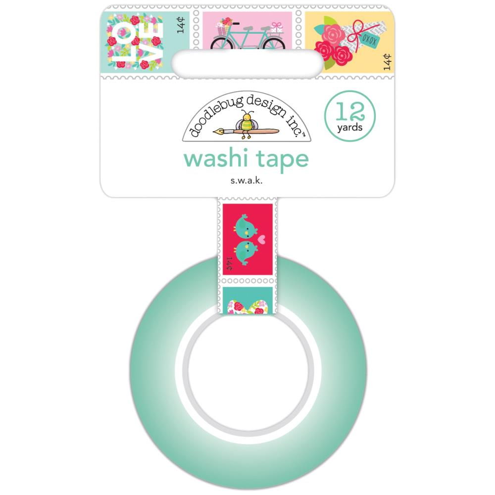Love Notes S.W.A.K. Washi Tape