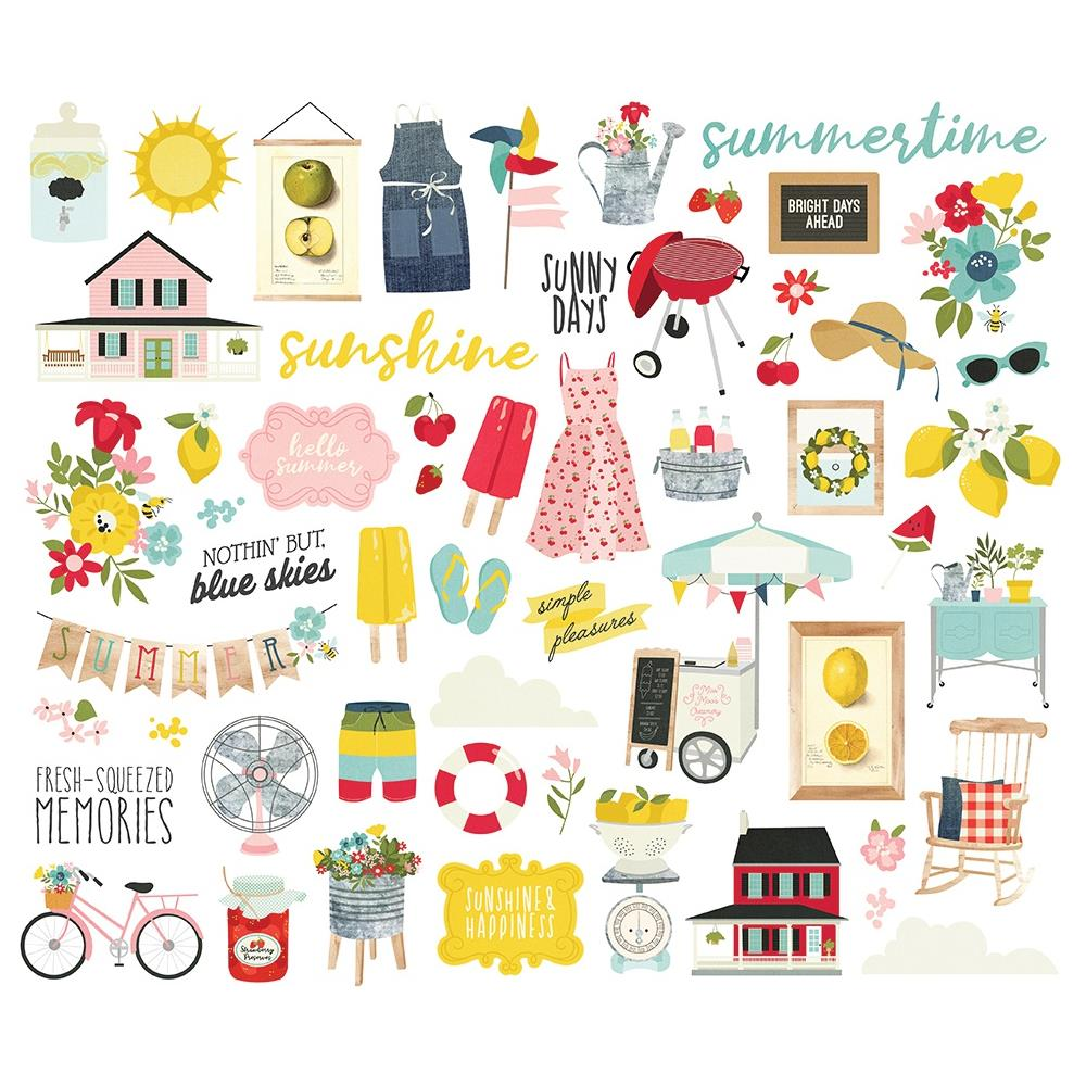 Summer Farmhouse Bits & Pieces