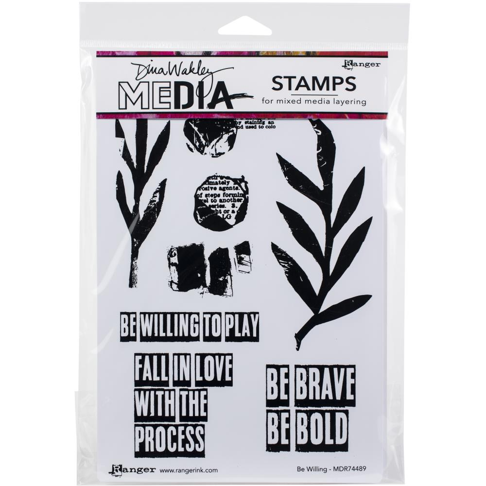 Be Willing Stamp Set