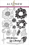 Spring Daisy Stamp Set