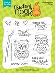 What a Hoot Stamp Set