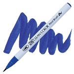 Clean Color Real Brush Marker Blue