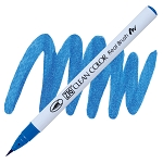 Clean Color Real Brush Marker Persian Blue