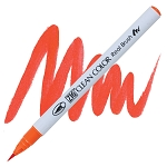Clean Color Real Brush Marker Scarlet Red