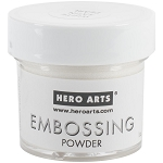 White Satin Embossing Powder