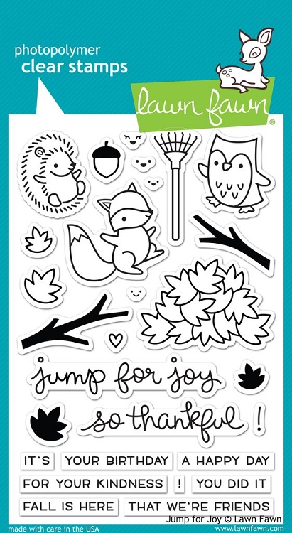 Jump for Joy Stamp Set
