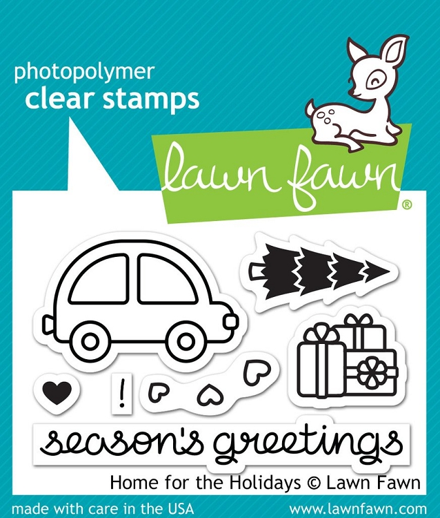 Home for the Holidays Stamp Set