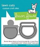Reveal Wheel Keep On Swimming Add-On Lawn Cuts