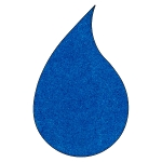 Primary Blue Tang Embossing Powder