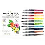 Watercolor Brush Markers - Tropical Fiesta Set