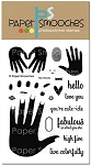 Hip Hands Stamp Set