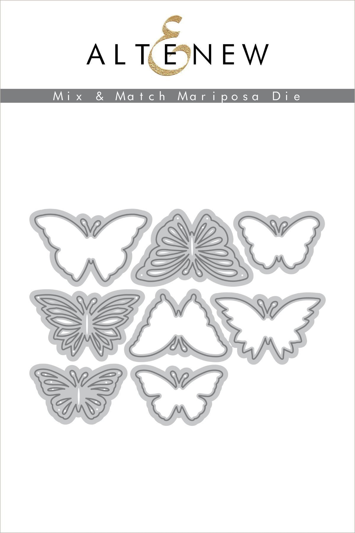 Mix & Match Mariposa Dies