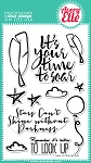 Look Up Stamp Set