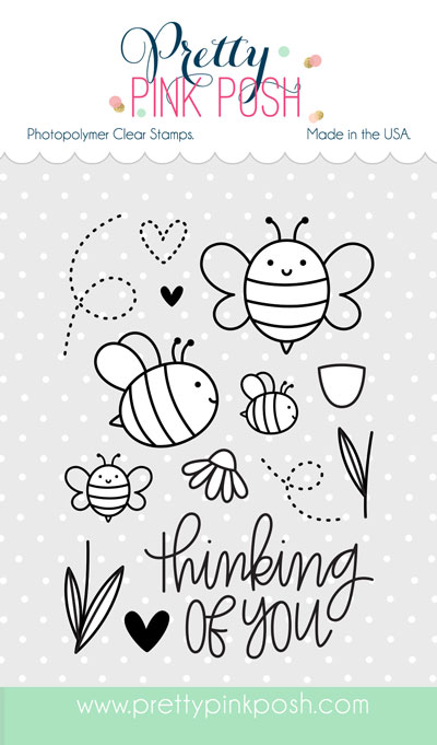 Bee Friends Stamp Set