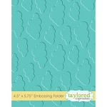 Cloudy Days Embossing Folder