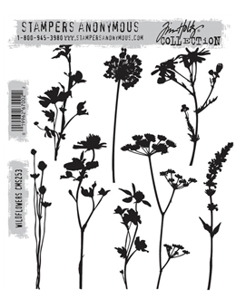 Wildflowers Stamp Set
