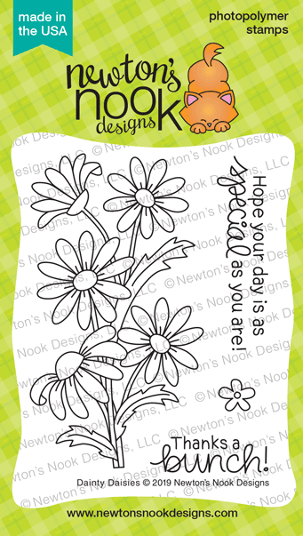 Dainty Daisies Stamp Set