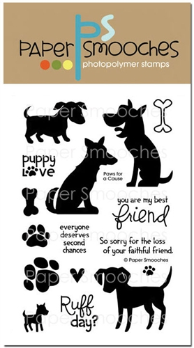 Paws for a Cause Stamp Set