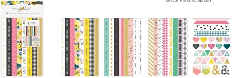 Bloom Washi Book