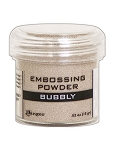 Embossing Powder Bubbly Metallic