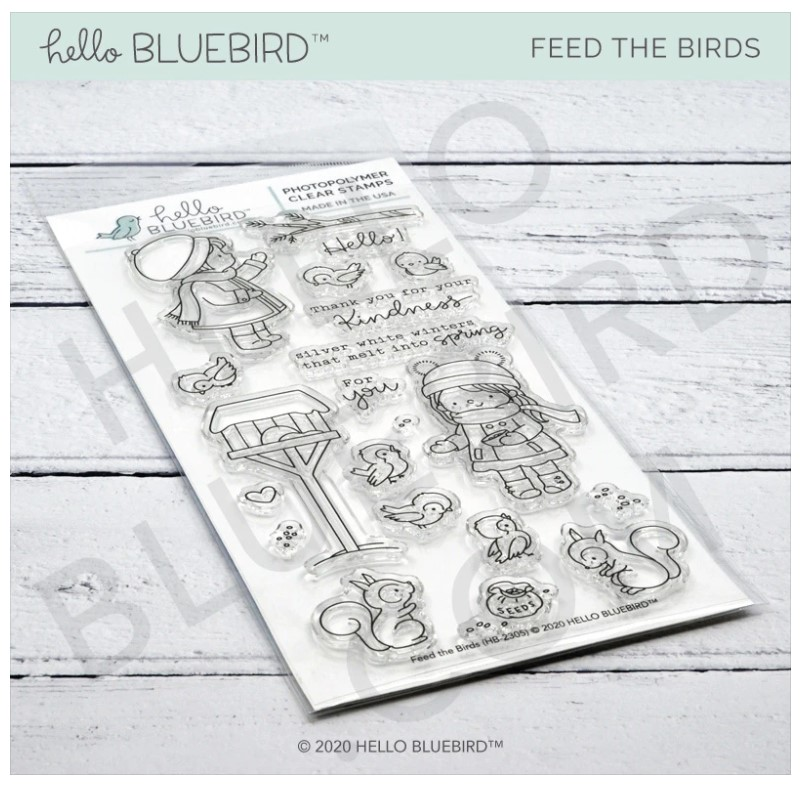 Feed the Birds Stamp Set