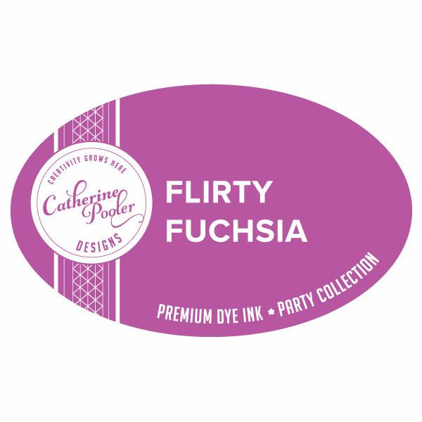 Flirty Fuchsia Ink Pad