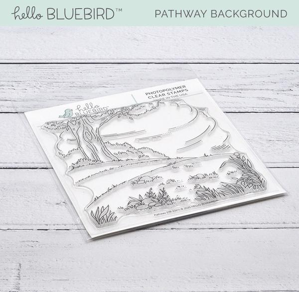 Pathway Background Stamp