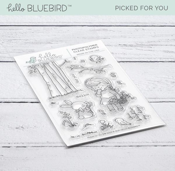 Picked for You Stamp Set
