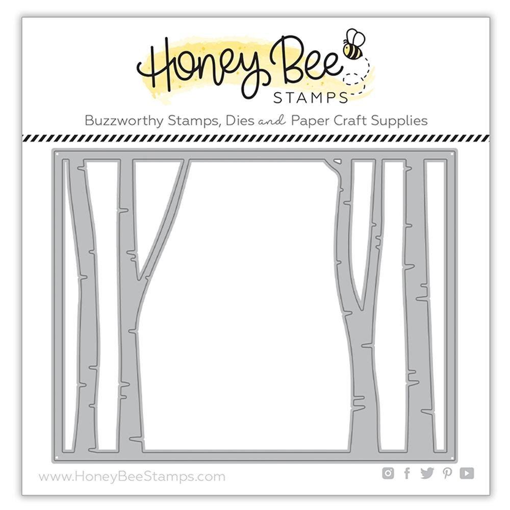Birch A2 Cover Plate - Top Honey Cuts