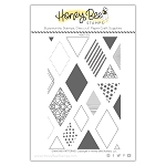 Diamond Patterns Stamp Set