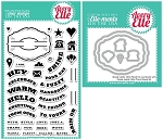 Simply Labels Hello Friend Stamp & Die Bundle
