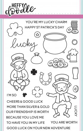 Lucky Friends Stamp Set
