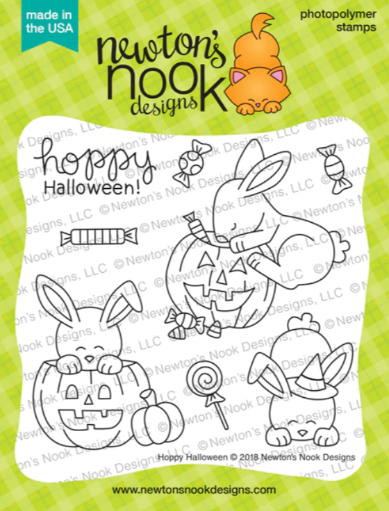 Hoppy Halloween Stamp Set