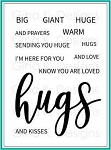 Hugs Stamp Set