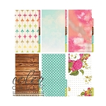 Color Crush Planner Dividers - In Love with Life