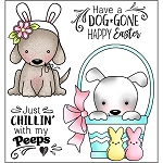 Doggone Easter Stamp Set