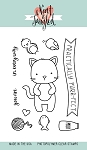 Kitty's Favorite Things Stamp Set