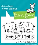Love You Tons Stamp Set