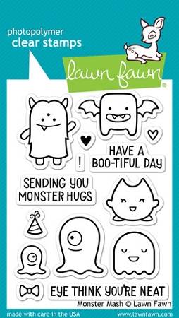 Monster Mash Stamp Set