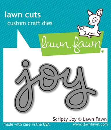 Scripty Joy Lawn Cuts