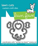 Octopi My Heart Lawn Cuts