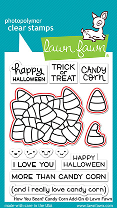 How You Bean? Candy Corn Add-On Stamp Set
