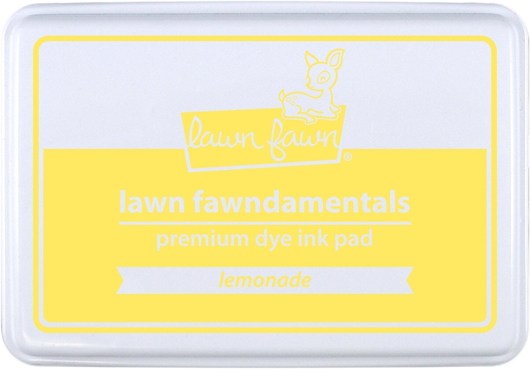 Ink Pad Lemonade