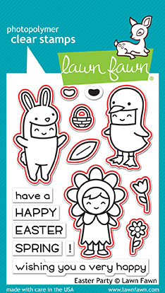 Easter Party Stamp Set