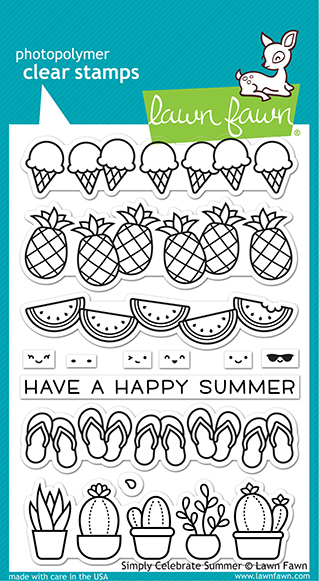Simply Celebrate Summer Stamp Set