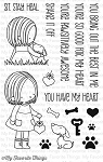 You Have My Heart Stamp Set