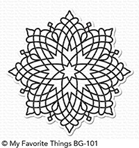 Captivating Mandala Stamp
