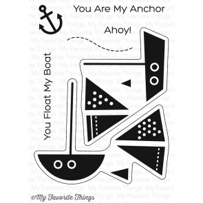 You Float My Boat Stamp Set